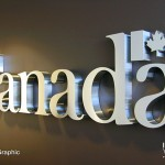 Canada 3D-Wall-Graphic by Identify Yourself.ca