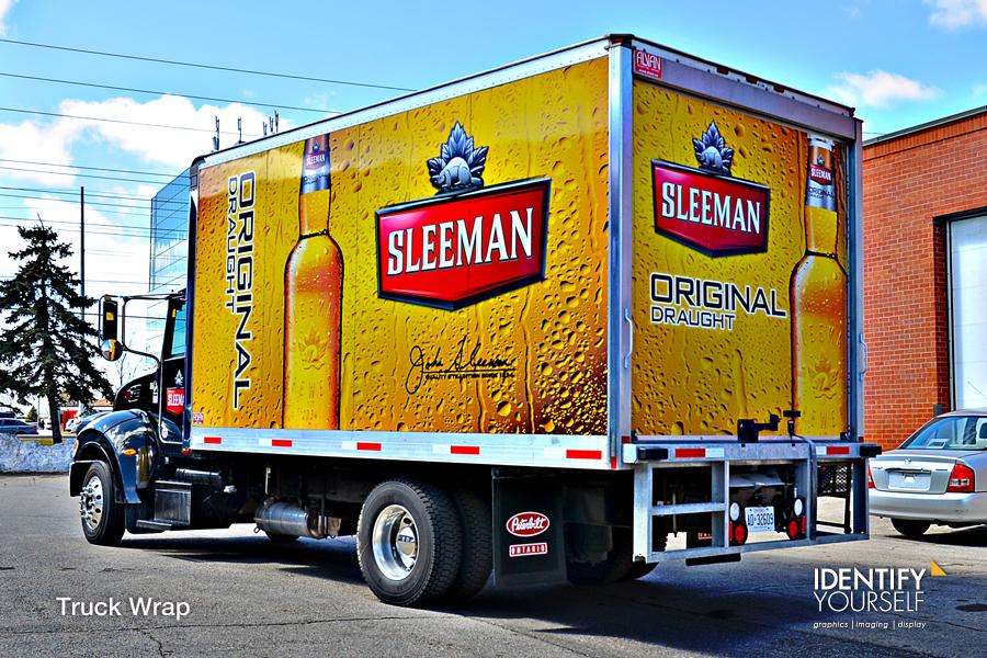 IDY-Sleeman-Truck-Branding