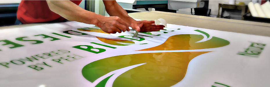 Large Format Printing & Signage Services in the GTA
