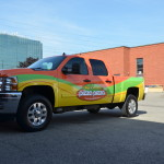 Pizza Pizza Fleet Wrap_Truck by Identify Yourself.ca