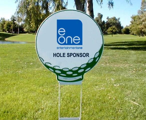golf hole sponsor ideas