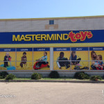 Mastermind Toys Window Graphics by Identify Yourself.ca