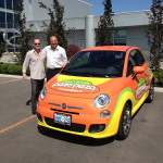 Pizza Pizza Car Wrap by Identify Yourself.ca