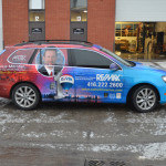 Remax SUV Wrap by Identify Yourself.ca