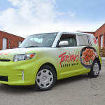 Teriyaki-Experience SUV Wrap by Identify Yourself.ca