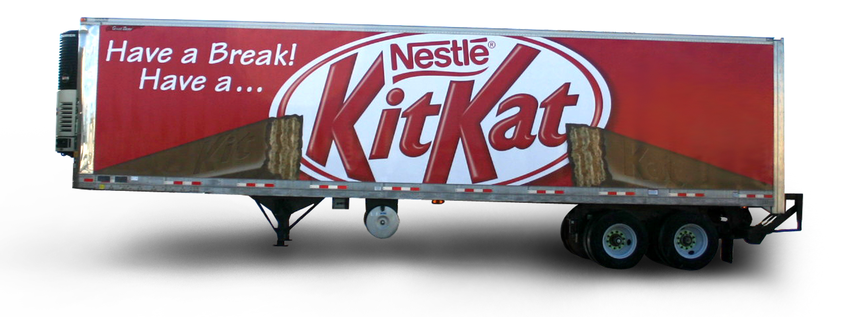 kitkat trailer