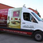 Larson Juhl Truck Wrap by Identify Yourself.ca