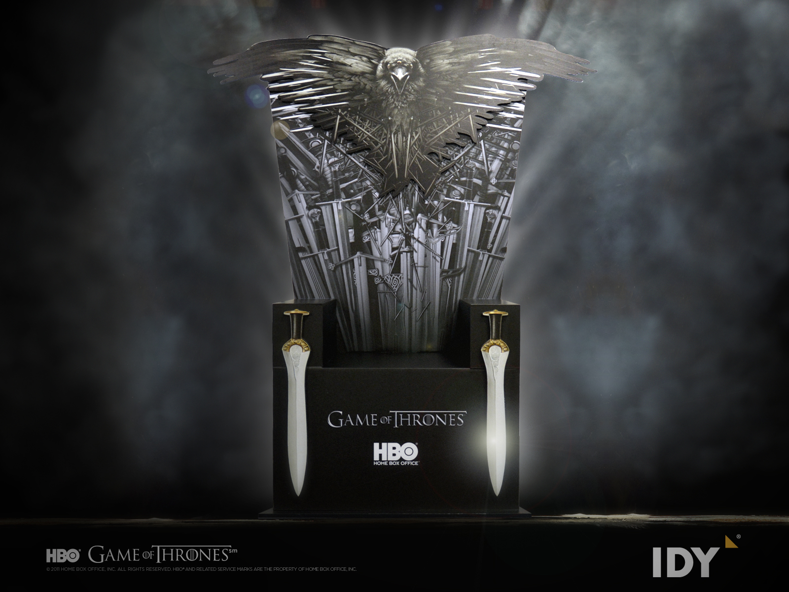IDY Experiential Display_Game of Thrones